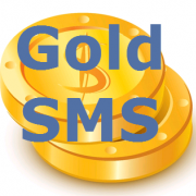GoldSMS Logo